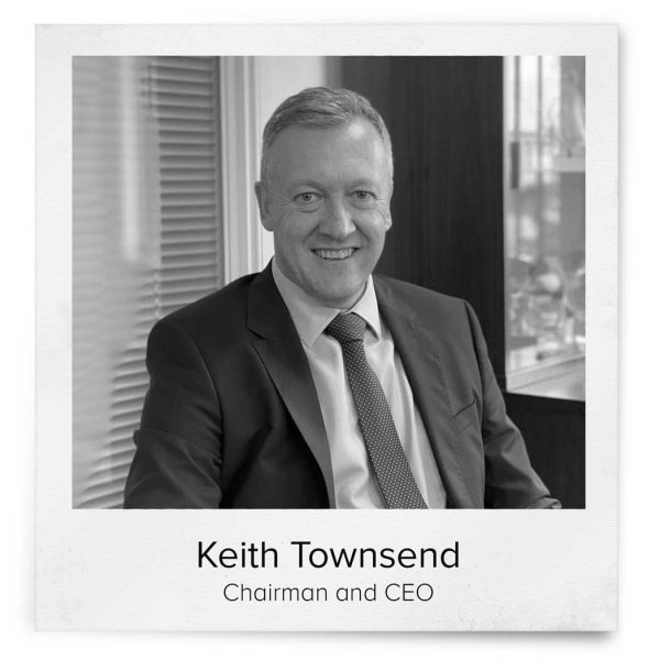 Keith Townsend_Chairman and CEO